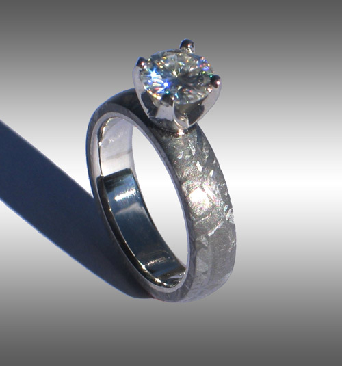 main how care for rings to meteor ring is about made wedding are meteorite your
