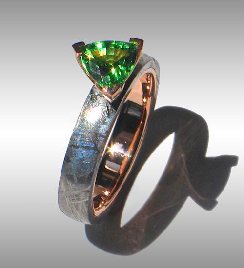 23526a74cba50 Meteorite Rings