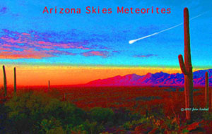 Arizona Skies Meteorites